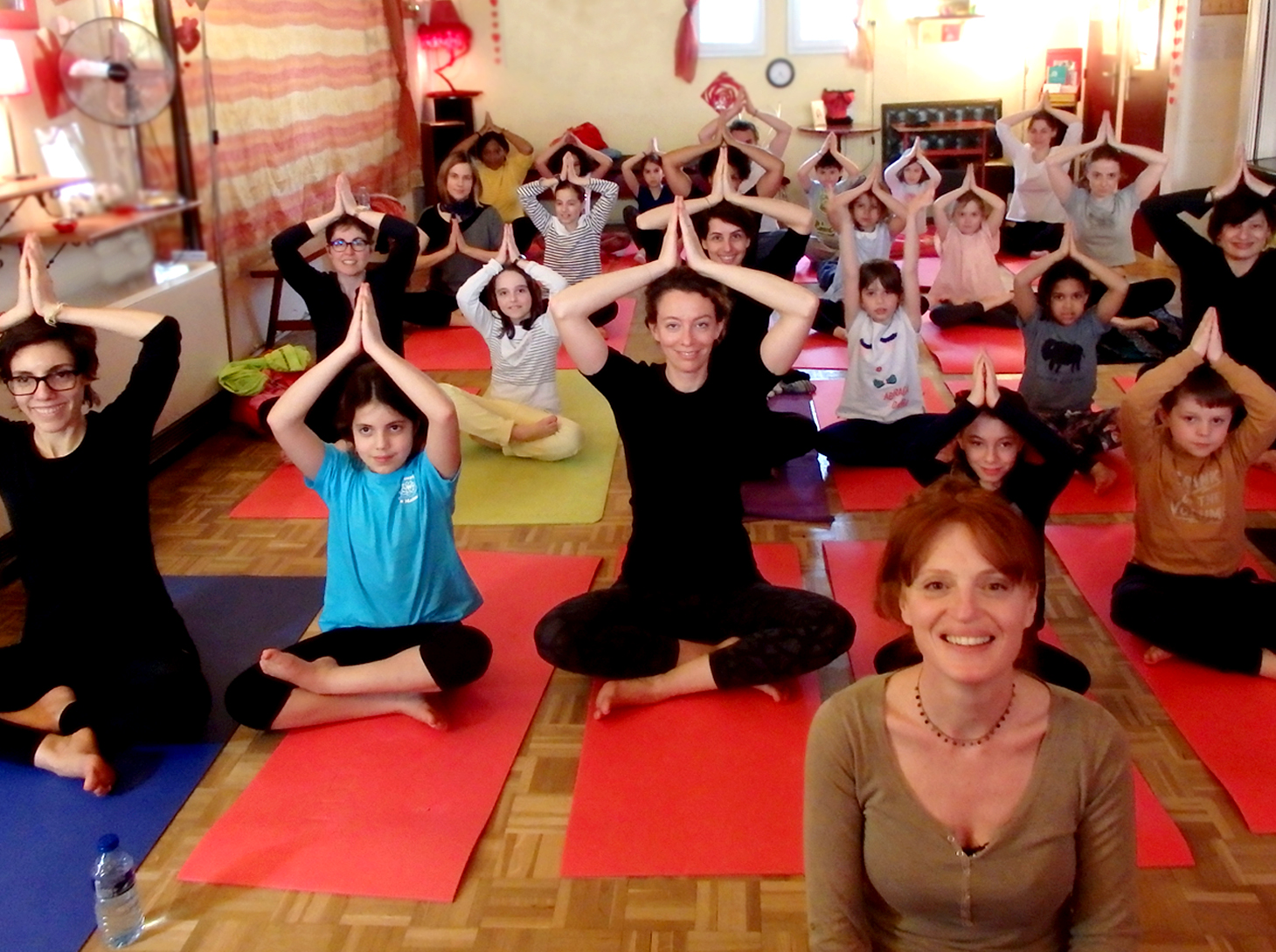 Atelier Yoga parents/enfants